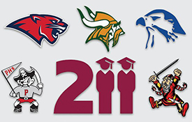 D211 high schools rank in Illinois top 100