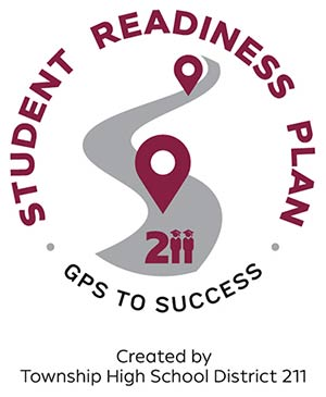 student readiness plan logo